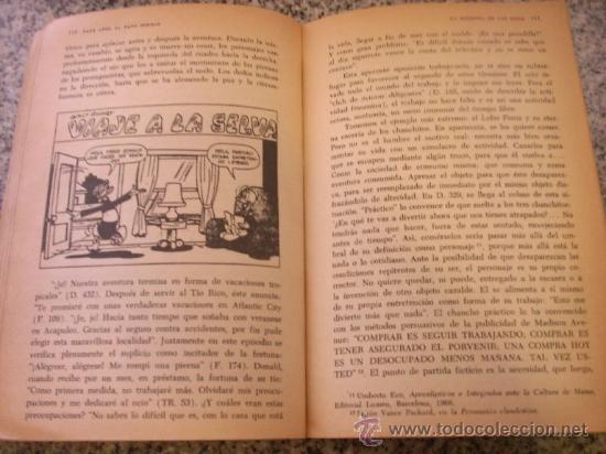 Libros de segunda mano: PARA LEER AL PATO DONALD, por Ariel Dorfman y Armand Mattelart - Siglo XXI - Argentina - 1972 - Foto 3 - 28463514