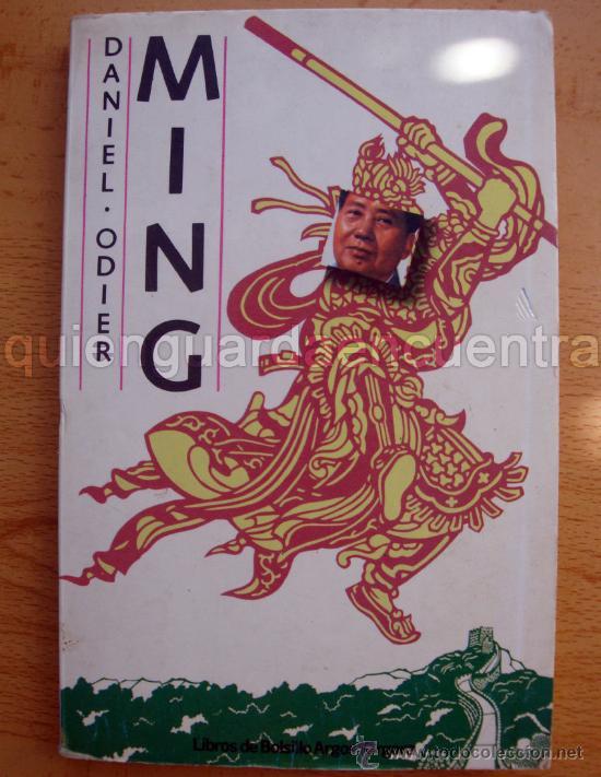 LIBRO DE DANIEL ODIER MING 1ª EDICIÓN 1978 DE ARGOS VERGARA (Libros de Segunda Mano - Pensamiento - Sociología)