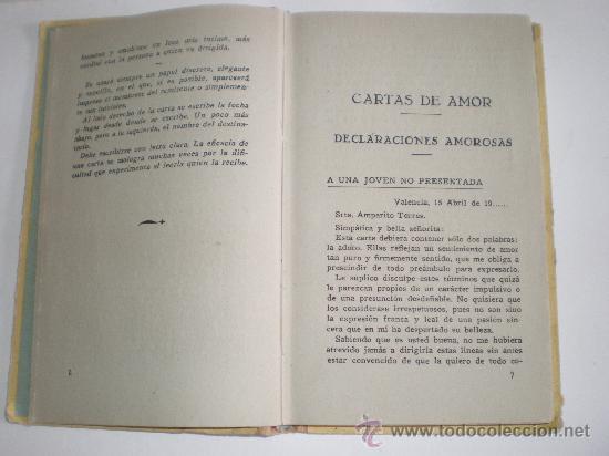 Cartas de amor de amistad y de cortes a l v comprar - Libreria segunda mano valencia ...