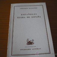Libros de segunda mano: VARIOS AUTORES - 5 LIBROS - COLECCION AUSTRAL - VER FOTOS -. Lote 29362552