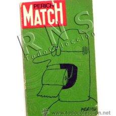 Libros de segunda mano: PERICH MATCH 1ª ED - LIBRO HUMOR GRÁFICO SOCIEDAD PENSAMIENTO DENUNCIA SOCIAL +DE JAUME EN VENTA. Lote 29633179