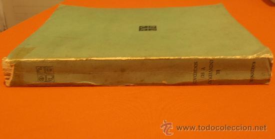 Libros de segunda mano: EL INDIVIDUO Y SU SOCIEDAD. ABRAM KARDINER, 1945 - Foto 4 - 30281798