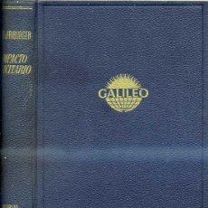 Libros de segunda mano: SANDAGE / FRYBURGER : EL IMPACTO PUBLICITARIO (1965) . Lote 30681523