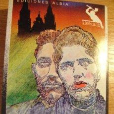 Libros de segunda mano: INTRODUCCION AL CRIMEN DE LA HERRADURA - ALBIA 1985 - LA SOMBRA DE CAIN. Lote 31815725