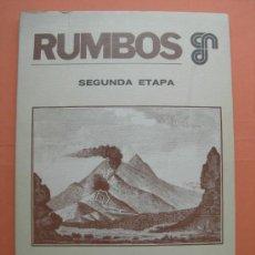 Libros de segunda mano - RUMBOS. SEGUNDA ETAPA. ESTUDIOS SOCIALES DE CANARIAS. 7 - 32117971