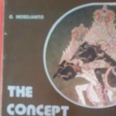 Second hand books - THE CONCEPT OF POWER IN JAVANESE CULTURE (Yogyakarta, 1990) Text in English - 32465463