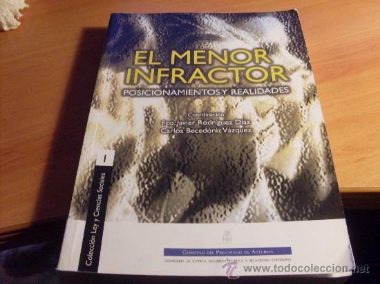 EL MENOR INFRACTOR. POSICIONAMIENTOS Y REALIDADES (LE5) (Libros de Segunda Mano - Pensamiento - Sociología)