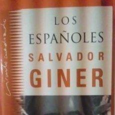 Libros de segunda mano: LOS ESPAÑOLES (BARCELONA, 2000). Lote 35309624
