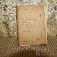 Libros de segunda mano: 2627- BOSQUEJO DE UNA NUEVA ORGANIZACION ECONOMICO SOCIAL. JUFRESA VILA. 1937.. Lote 36023463