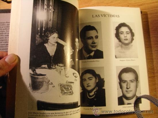 Libros de segunda mano: JARABO 1958. Vida y muerte de un famoso criminal español - F Pérez Abellan - Foto 4 - 36961765