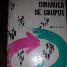 Libros de segunda mano: MANUAL DE DE GRUPOS, POR JACK R. BIBB - HUMANITAS - ARGENTINA - 1967. Lote 36865974