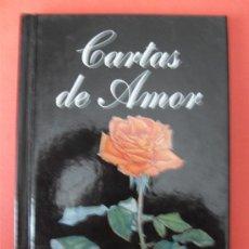 Libros de segunda mano: LIBRO CARTAS DE AMOR --REFM4E3. Lote 37610618