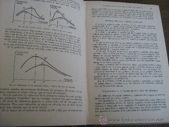 Libros de segunda mano: TEORIA GENERAL DE LA POBLACION - ALFRED SAUVY - AGUILAR EDICIONES 1957 - Foto 3 - 37637736
