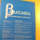 Libros de segunda mano: BARATARIA – REVISTA DE CIENCIAS SOCIALES – Nº 9 – 2008. Lote 39154147