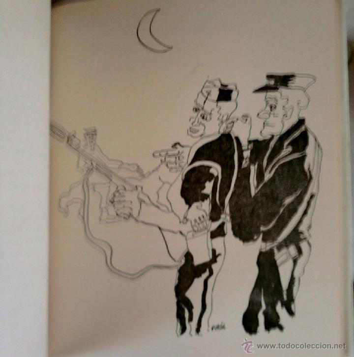 Libros de segunda mano: LIBRO -LOS HOMBRES DE LA MALA UVA- FRANCESC-FRANCISCO CANDEL, DEDICADO, AÑO 1968,VECINO ZONA FRANCA - Foto 3 - 39783154