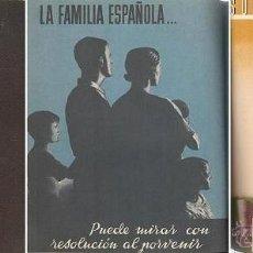 Libros de segunda mano: LOS SEGUROS SOCIALES EN ESPAÑA (1944). Lote 40018410