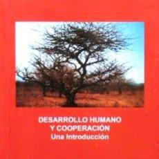 Libros de segunda mano - DESARROLLO HUMANO Y COOPERACION. Una introduccion - V.V.A.A. - 39272498