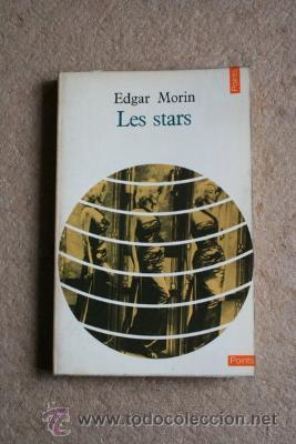LES STARS. MORIN (EDGAR) ÉVREUX, ÉDITIONS DU SEUIL, 1972. (Libros de Segunda Mano - Pensamiento - Sociología)