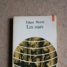 Libros de segunda mano: LES STARS. MORIN (EDGAR) ÉVREUX, ÉDITIONS DU SEUIL, 1972.. Lote 40736717