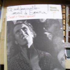 Libros de segunda mano: EL SUBDESARROLLO SOCIAL DE ESPAÑA. CAUSAS Y CONSECUENCIAS (BARCELONA, 2009). Lote 41214939