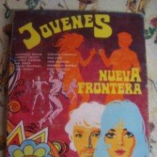 Libros de segunda mano: JOVENES - NUEVA FRONTERA - VIETNAM/PANTERAS NEGRAS/COHN BENDIT/BLACK POWER/CHE/MAYO 68/ BEAT/ URSS. Lote 42906994