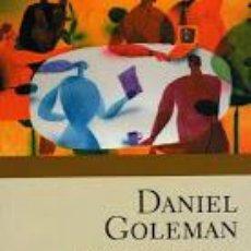 Libros de segunda mano: INTELIGENCIA SOCIAL DE DANIEL GOLEMAN. Lote 42999447