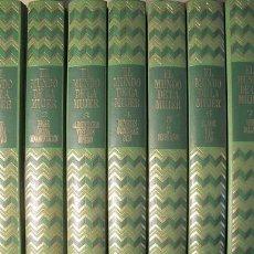 Libros de segunda mano: EL MUNDO DE LA MUJER [ SAVOIR ÊTRE FEMME ] (7 TOMOS - COMPLETO) - 1975. Lote 29430094