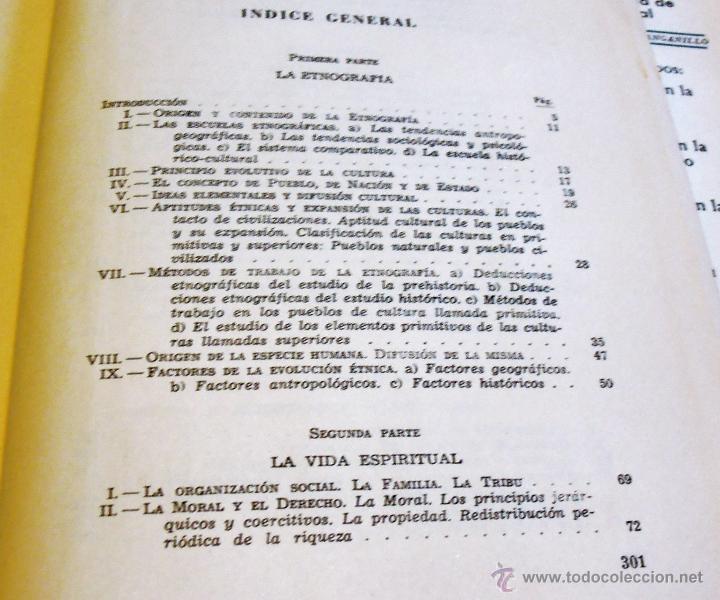 Libros de segunda mano: LOS PUEBLOS DE LA TIERRA, POR J. DE C. SERRA RAFOLS - Foto 6 - 43391900