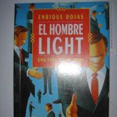 Libros de segunda mano: EL HOMBRE LIGHT UNA VIDA SIN VALORES. ENRIQUE ROJAS. 6ªEDICION. 1993. MIDE: 12,3 X 19,8 CMS.. Lote 43592309