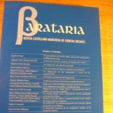 Libros de segunda mano: BARATARIA – REVISTA DE CIENCIAS SOCIALES – Nº 16 – 2013. Lote 43593917