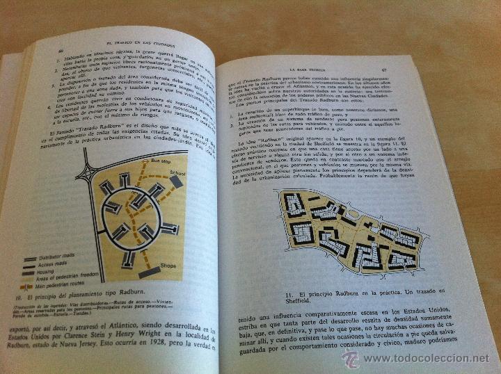 Libros de segunda mano: EL TRÁFICO EN LAS CIUDADES. COLIN D.BUCHANAN. EDITORIAL TECNOS. COLECCIÓN CIENCIAS SOCIALES. - Foto 14 - 53617329