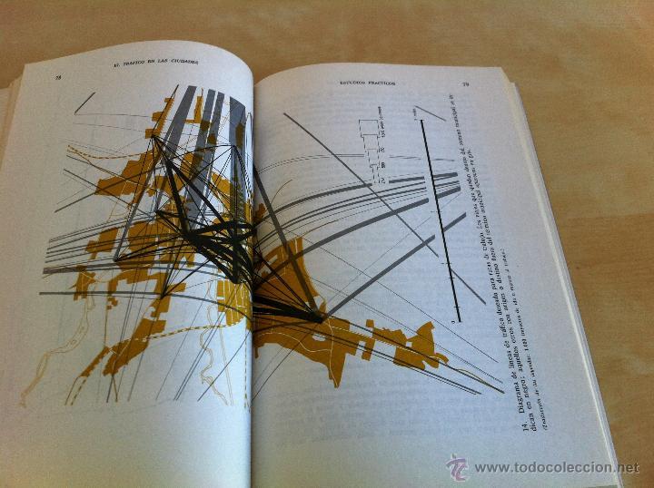 Libros de segunda mano: EL TRÁFICO EN LAS CIUDADES. COLIN D.BUCHANAN. EDITORIAL TECNOS. COLECCIÓN CIENCIAS SOCIALES. - Foto 16 - 53617329