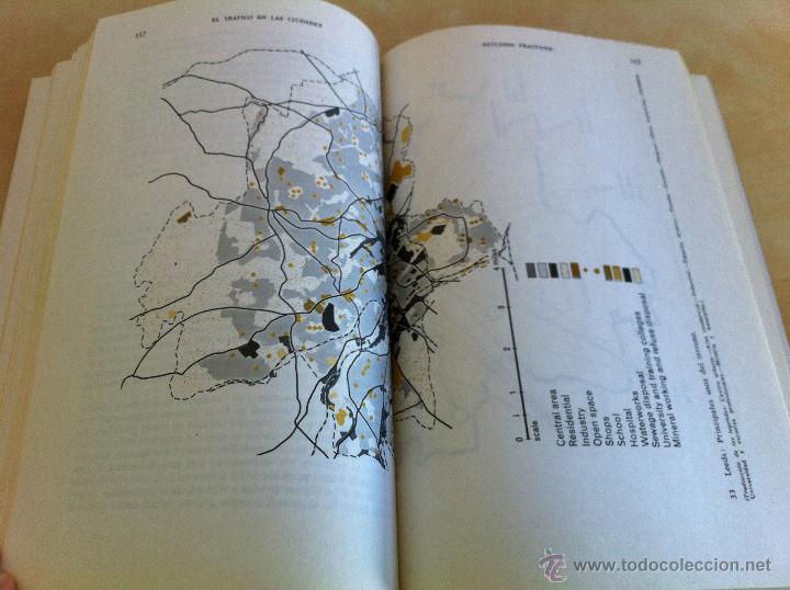 Libros de segunda mano: EL TRÁFICO EN LAS CIUDADES. COLIN D.BUCHANAN. EDITORIAL TECNOS. COLECCIÓN CIENCIAS SOCIALES. - Foto 18 - 53617329