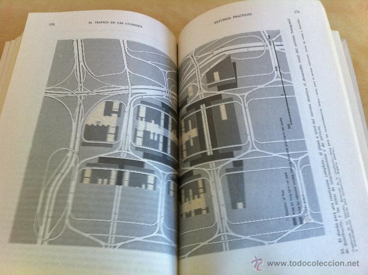 Libros de segunda mano: EL TRÁFICO EN LAS CIUDADES. COLIN D.BUCHANAN. EDITORIAL TECNOS. COLECCIÓN CIENCIAS SOCIALES. - Foto 23 - 53617329