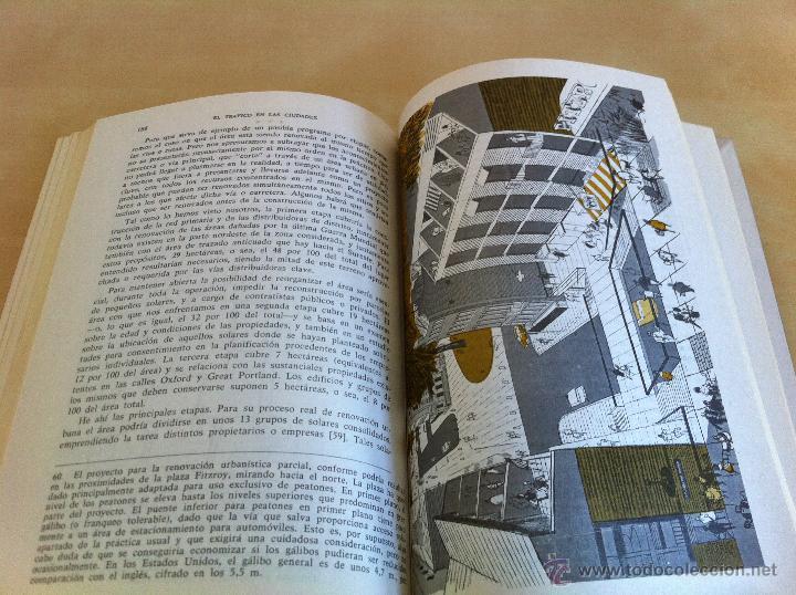 Libros de segunda mano: EL TRÁFICO EN LAS CIUDADES. COLIN D.BUCHANAN. EDITORIAL TECNOS. COLECCIÓN CIENCIAS SOCIALES. - Foto 26 - 53617329