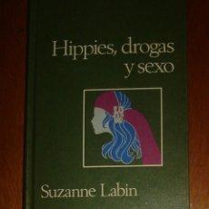 Libros de segunda mano - Hippies, drogas y sexo, de Suzanne Labin. Círculo de Lectores, 1974 - 91909987