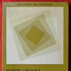 Libros de segunda mano: EL ANALISIS DE GRUPO - ROBERT MEIGNIEZ - EDICIONES MAROVA - ESTUDIOS DEL HOMBRE. Lote 44814668