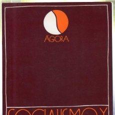 Libros de segunda mano: SOCIALISMO Y REVOLUCION DESPUES DE MARX. DOMENICO SETTEMBRINI. 1978. Lote 45178846