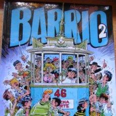 Libros de segunda mano: BARRIO 2 – CARLOS GIMENEZ- TAPA DURA – NUEVO. Lote 45268678