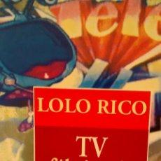 Libros de segunda mano: TV. FÁBRICA DE MENTIRAS. LA MANIPULACIÓN DE NUESTROS HIJOS DE LOLO RICO (ESPASA)(A2). Lote 46357318