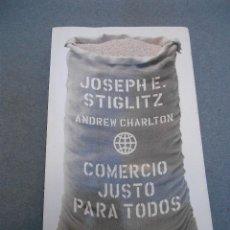 Libros de segunda mano: COMERCIO JUSTO PARA TODOS. Lote 47022143