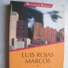 Libros de segunda mano: LA CIUDAD Y SUS DESAFÍOS: HÉROES Y VÍCTIMAS. ROJAS MARCOS, LUIS. 1993. Lote 47140094