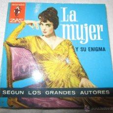 Libros de segunda mano: LA MUJER Y SU ENIGMA LIBRO DE NAYE FRIDENS 1963 EDITORIAL BRUGUERA. Lote 47243647