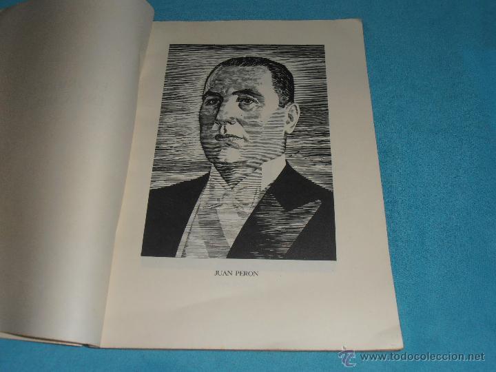 Libros de segunda mano: EL INMIGRANTE EN LA ARGENTINA, 1952 - Foto 3 - 47381215