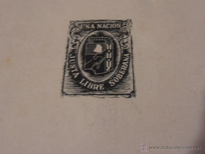 Libros de segunda mano: EL INMIGRANTE EN LA ARGENTINA, 1952 - Foto 5 - 47381215