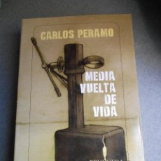 Libros de segunda mano: MEDIA VUELTA DE VIDA. Lote 47573508