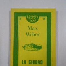 Second hand books - La ciudad. Weber, Max. TDK228 - 107907706