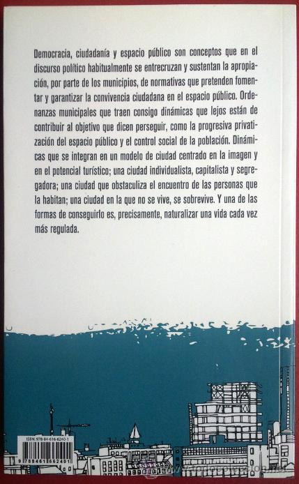 Libros de segunda mano: GEA LA CORRALA . ¿POR QUÉ NO NOS DEJAN HACER EN LA CALLE? - Foto 2 - 48845292