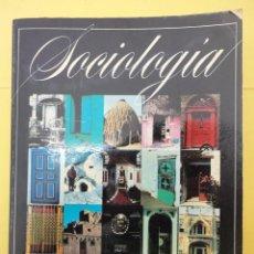 Libros de segunda mano: SOCIOLOGÍA. PAUL B. HORTON. CHESTER L. HUNT.. Lote 48928040