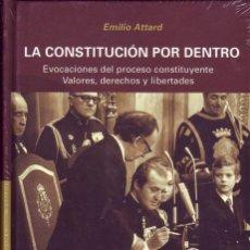 Libros de segunda mano: LA CONSTITUCION POR DENTRO. EMILIO ATTARD.. Lote 48972115